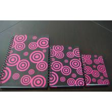 Спиральный Binding Notebook / Школа / Дневник / A5 с твердым обложкой