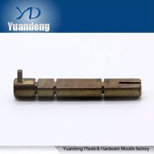 Kundenspezifische kaltgeschmiedete, nicht standardmäßige Kupferteile, 59 Kupfer oder 62 Kupfer Messing