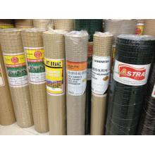 China Manufacturer Galvanized Welded Wire Mesh Panel or Roll, PVC Coated Welded Wire Mesh