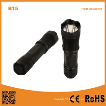 B15 Outdoor Searching Mini Aluminum Allloy LED Flashlight Torch