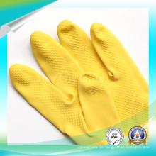 Arbeiten Wasserdichte Prüfung / Garten / Haushalt Handschuhe Latex Handschuhe zum Waschen