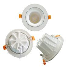 Neues Design 7W / 10W / 15W Einstellbare COB Down Light LED Downlight