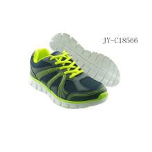 El deporte ligero de la manera calza la zapatilla de deporte