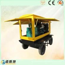 China Precio de fábrica 30kw37.5kVA Generador de energía eléctrica con motor diesel