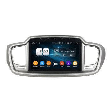 SORENTO 용 Android Bilstereo 멀티미디어 탐색