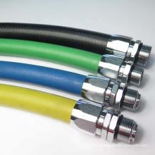 3/4 fill-rite gas pump fuel dispensing hose tractor transfer supply