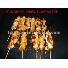 Folha de cozimento Non-Stick forno Liner Re-Usable para cozinhar livre de gordura