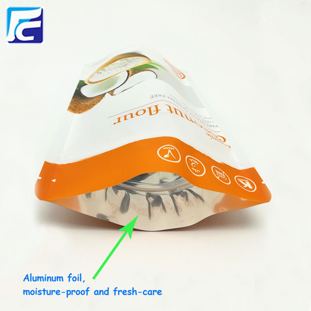 Food grade aluminum plastic bag
