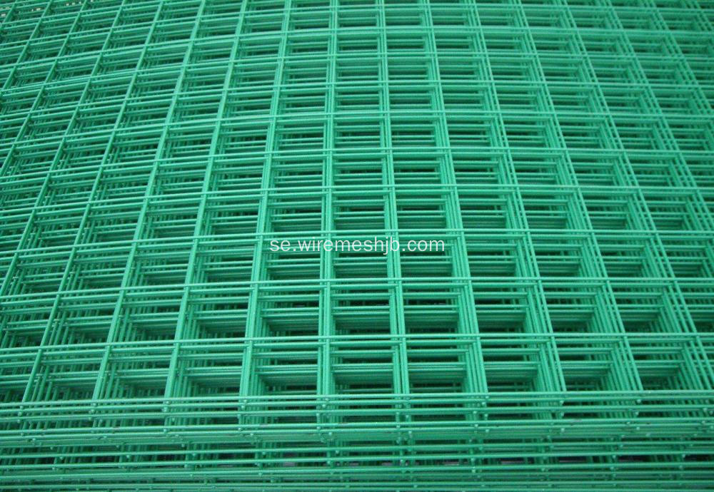 Lågkolvstål Wire Welded Wire Mesh Panel