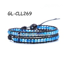 2013 newest chan luu style wrap bracelet