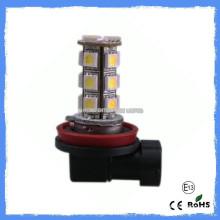 DC12 et 24V H8 lampe de tête à led automatique