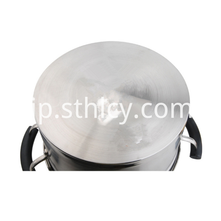 Stainless Steel Sauce Pot342hs1