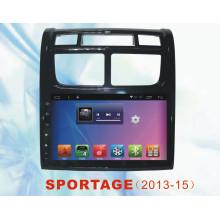Accessoires de voiture Android 5.1 pour Sportage avec navigation GPS