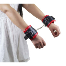 Classic Sex Handcuff Women Sex Bondage Bondage Sex Bracelet Hand Shackles Metal Chain Linked