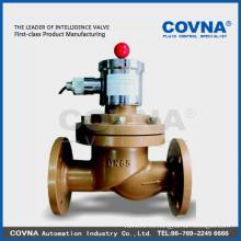 Válvula de corte de gas natural, gas carbón, gas licuado de petróleo