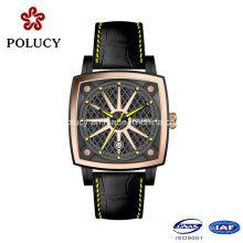 Quartz 3 ATM Water Resistant Stainless Steel Watch Custom Quartz Watches