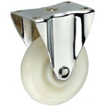 Roulette pivotante en PP de taille moyenne de 3 pouces