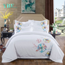 Top Rated 5 Star Hotel White Bed Linen Suppliers