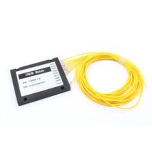 8CH CWDM con paquete de caja de ABS