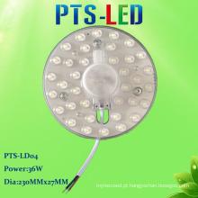 Novo estilo fácil substituir SMD 2835 AC Driverless LED teto luz módulo 36W 220V
