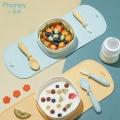 PH769516 Phanpy Baby Портативный силиконовый набор столовых приборов