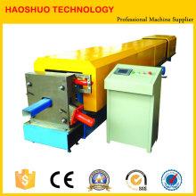 Máquina perfiladora de tubos de acero de alta calidad, línea de producción
