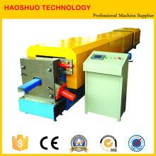 Machine de formage de rouleaux de tuyaux de descente en acier de haute qualité, ligne de production