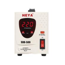 SDR 500VA/1KVA/2KVA/3KVA Relay Type 220V AC Automatic Voltage Regulator To Stabilizer