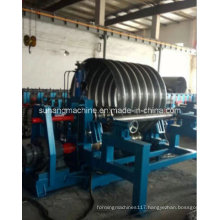 1.5-3.5mm Thickness 12-15m/Min Rolling Speed Steel Silo Roll Forming Machine