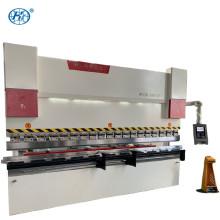 Máquina plegadora síncrona electrohidráulica