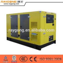 Geräuscharmer Dieselgenerator des lkw-120kw schalldichter Dieselgenerator
