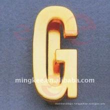 """Letter-""""G"""" Handbag's ornaments (O34-672A-G)"""