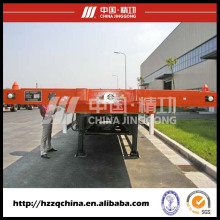Remolque contenedor (HZZ9400TJZP) para compradores