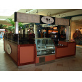Indoor Kaffee Kiosk für Supermarkt
