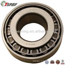 Linqing SRBF roulements à rouleaux coniques 30220