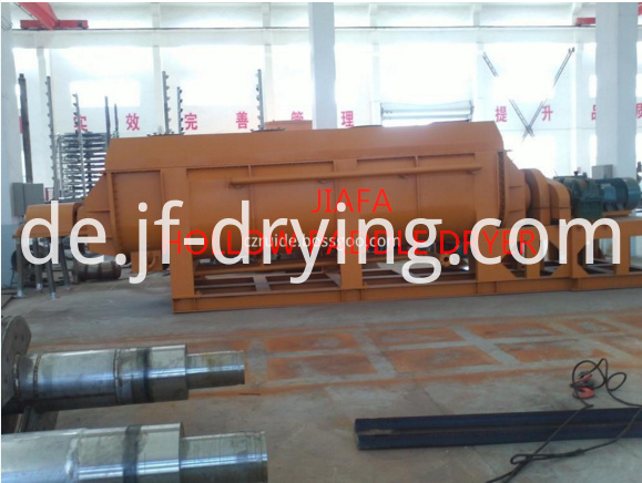 HOLLOW PADDLE DRYER 5