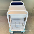 Hospital de acero Conveniente Easy-opcional de lino Trolley