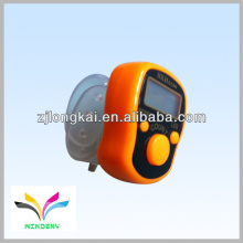 manuelle tally LED digitale elektronische finger manuelle counter clickers für musin