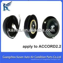 Embreagem magnética da embreagem 6pk 12v auto embreagem do compressor da CA para ACCORD 2.2