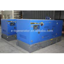 Gerador diesel silencioso de 132kw com motor CUMMINS