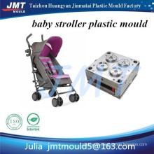 OEM safety plastic injection molding baby stroller for baby sitting and lying high precision factory