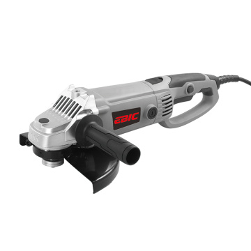 Angle electric grinder machine