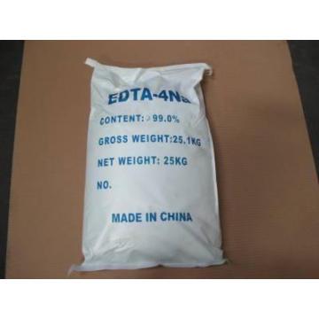 Ácido etilendiaminotetraacético (EDTA)