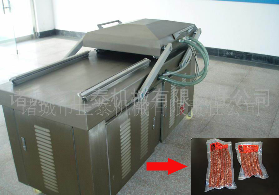Food Vacuum Storage Bags Machine