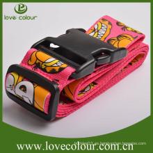 Cinturón de equipaje con cinturón de equipaje personalizado para viajes