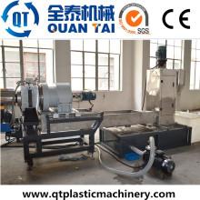 PE/PP/Pet/BOPP Metallized Film Recycling Machine /Pellet Making Machine