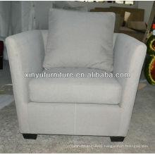 Comfortable hotel guestroom arm sofa chair XY0742