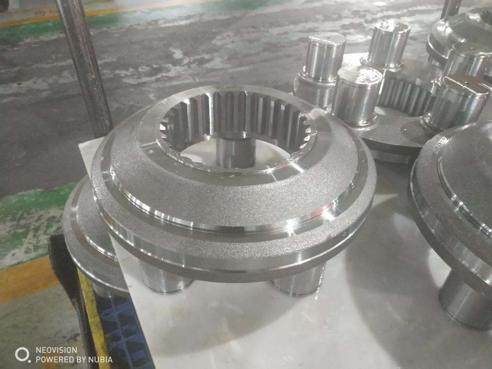Planetary Carrier with Gear Machining