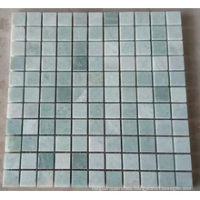 Green Stone Mosaic Marble Mosaic for Wall and Floor (HSM223)