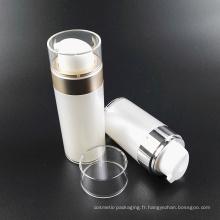 Bouteille cosmétique sans air (NAB44)